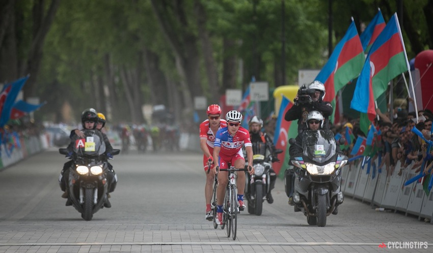Tour d`Azerbaidjan 2014 2 stage win