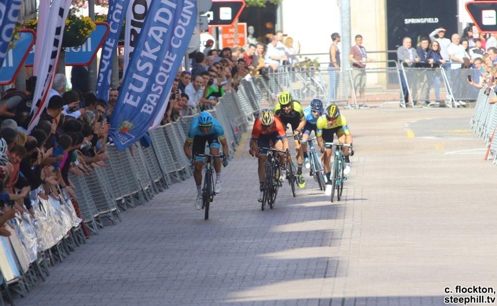Vuelta Pais Vasco stage 5 Vitoria-Gasteiz to Eibar